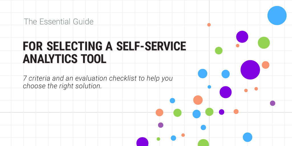 See how self-service analytics can help CPGs.