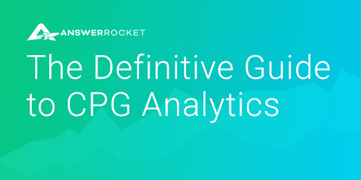 Check out the guide on CPG analytics.
