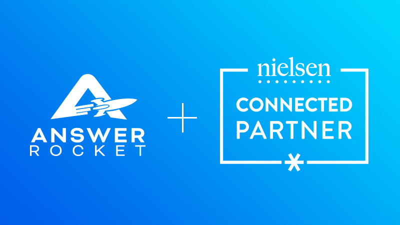 Learn more about Nielsen's partnership with AnswerRocket!