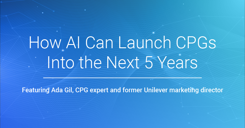How AI Can Launch CPGs into the Next 5 Years