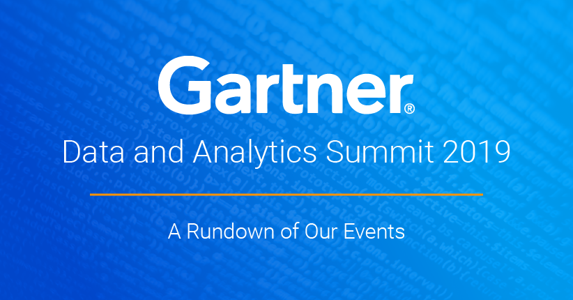 Catch AnswerRocket at the Gartner Data and Analytics Summit