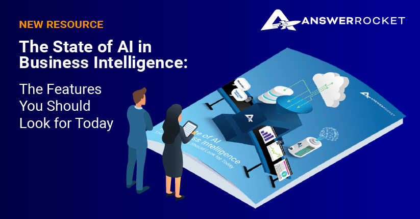 Learn how AI in BI can help companies and employees become more effective.