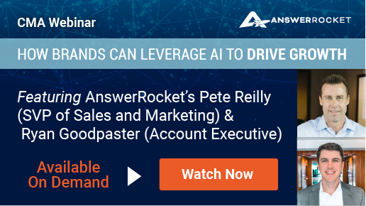 Brands Leverage AI for Growth Webinar