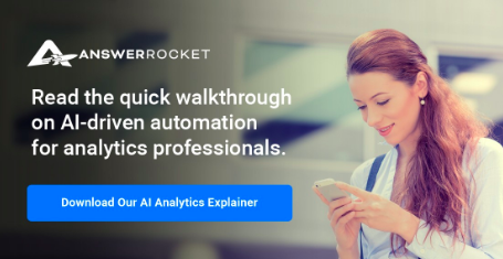 Click here to read the quick walkthrough on AI-driven automation for analytics professionals.