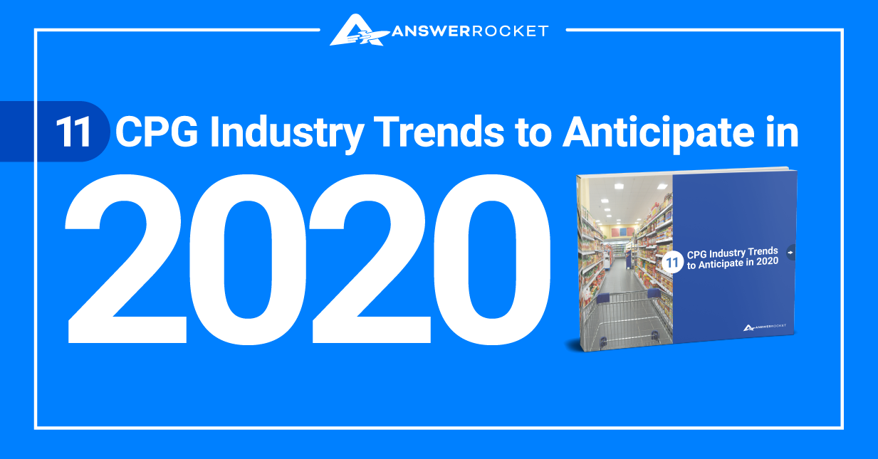 11 CPG Industry Trends to Anticipate in 2020