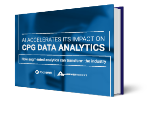 Learn more about how CPG Data Analytics are accelerated with AI.