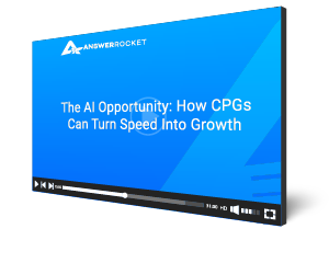 Watch The AI Opportunity: How CPGs Can Turn Speed Into Growth.