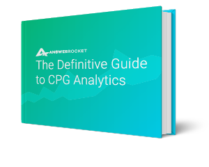 Learn more about the CPG industry with the CPG Analytics Definitive Guide.