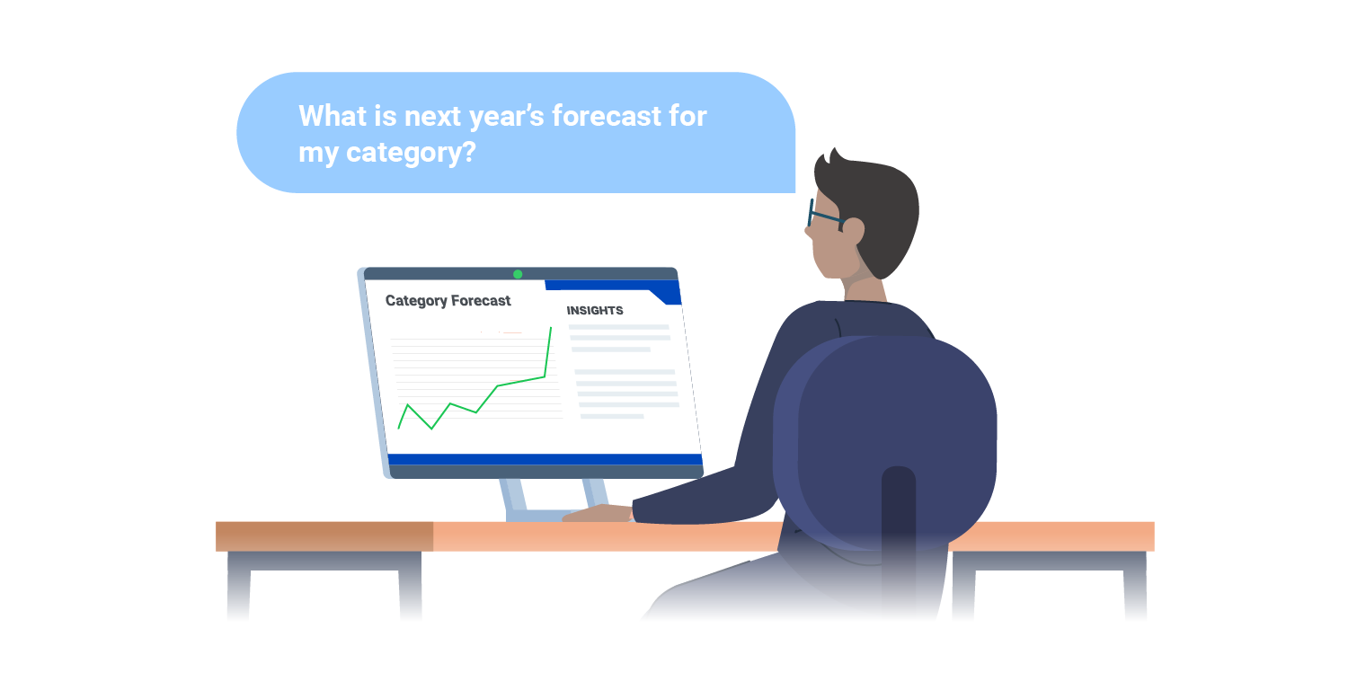 Ask demand forecasting questions in your own words