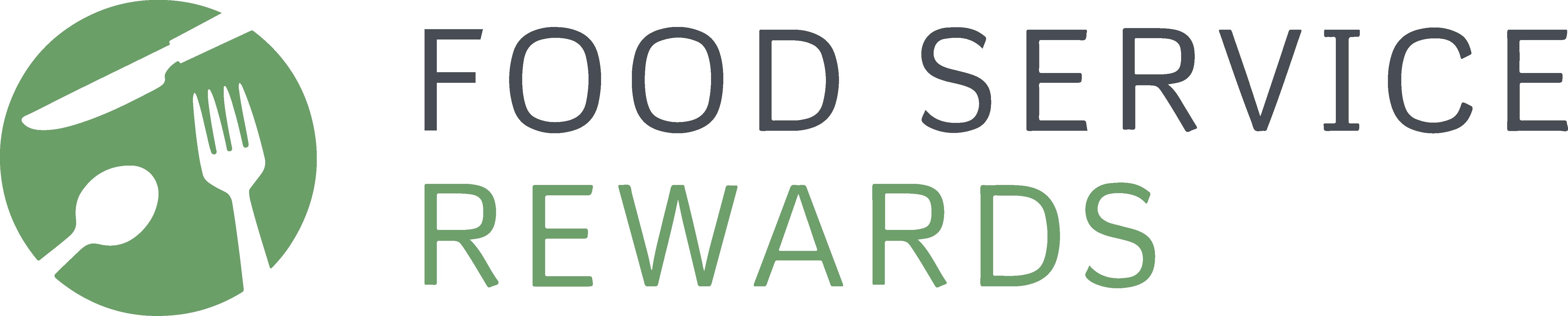 Food Service Rewards Logo