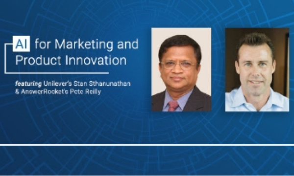 AnswerRocket and Unilever: AI for Product and Marketing Innovation