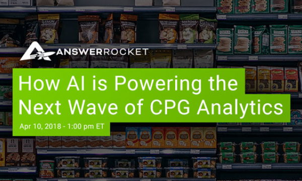 How AI is Powering the Next Wave of CPG Analytics