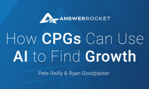 How CPGs Can Use AI to Find Growth